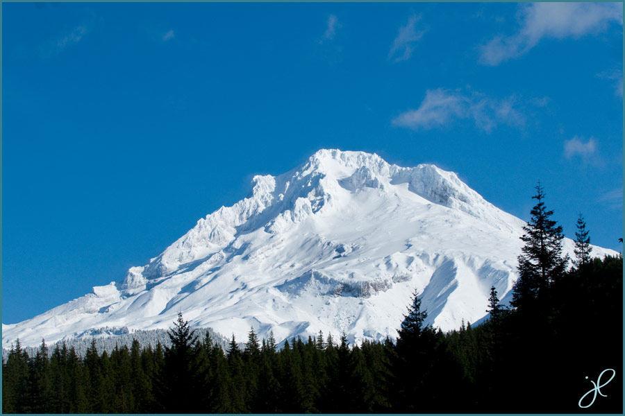 Mt. Hood | Eastern facing
